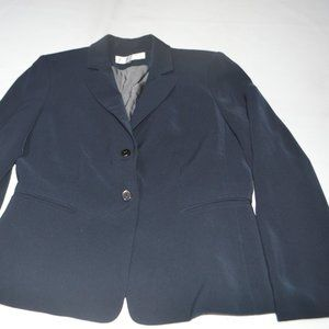 Tahari Suit Blazer for Work Casual Basic Size 10P